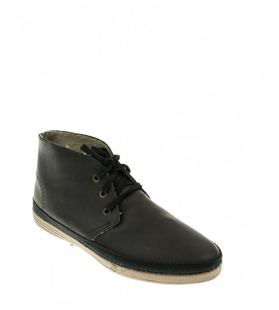 BOTIN HOMBRE NATURAL WORLD NEGRO