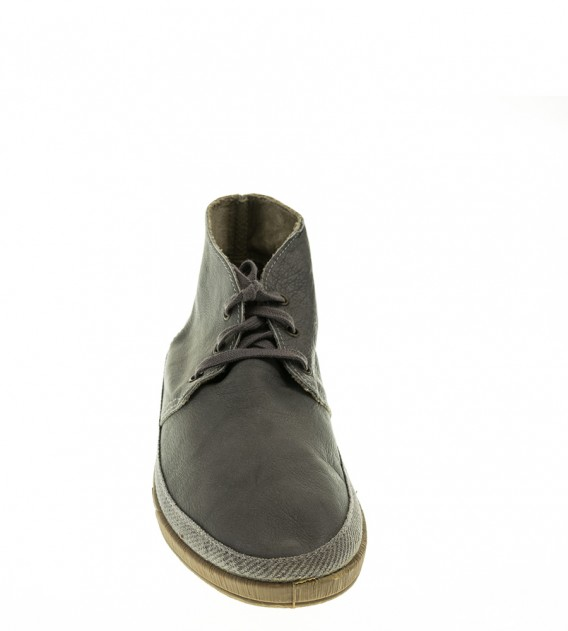 BOTIN HOMBRE NATURAL WORLD GRIS
