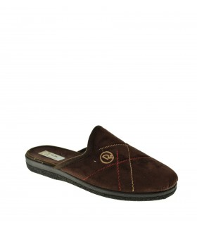 ZAPATILLAS SR  ROAL MARRON
