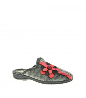 ZAPATILLAS SRA  PINTURINES GRIS