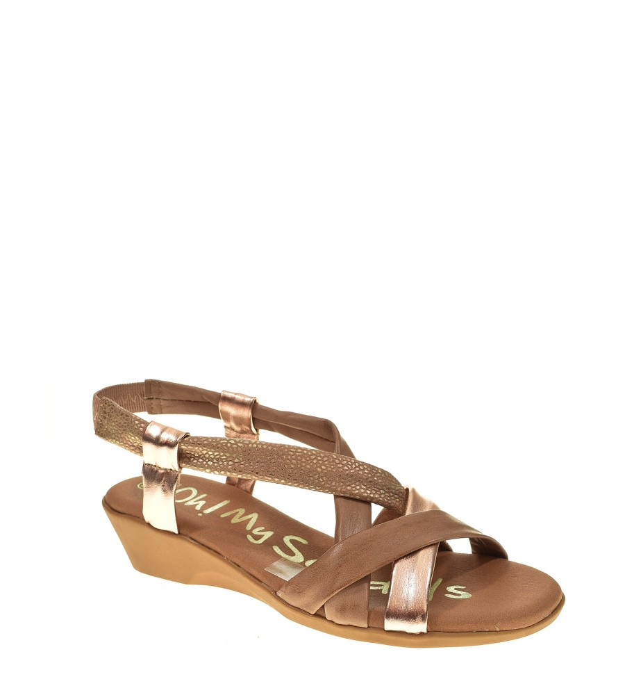 My Sandals Sandalia En Novedades Oh Cuña Asai Nude Ultimas Zapaterías 7y6gbf