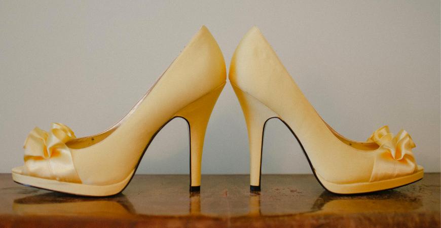 Tipos de zapato de mujer