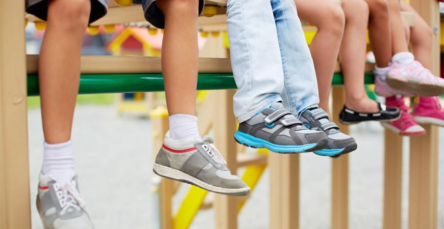 Ventajas de las marcas de calzado infantil