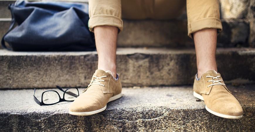 Los zapatos para hombre, la clave del look veraniego perfecto.
